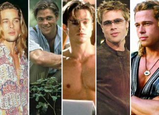 Brad Pitt Then & Now Evolution