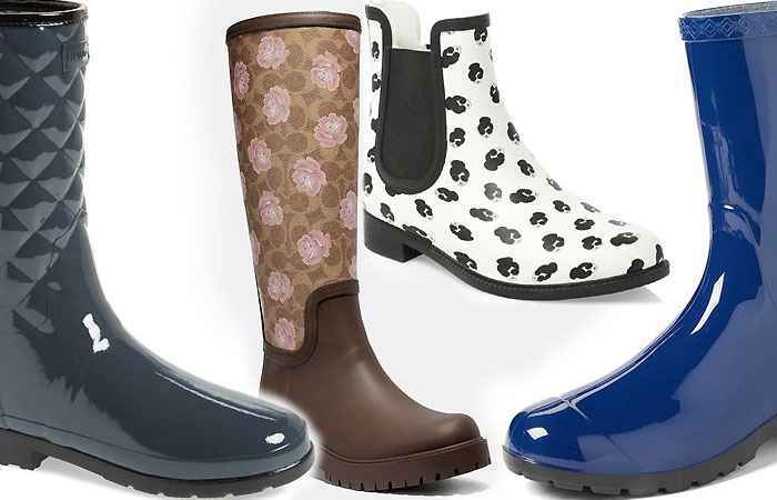 Most Stylish Rain Boots