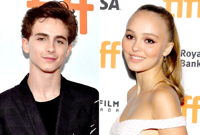 Timothee Chalamet and Lily-Rose Dating Rumors