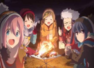 Laid-Back Champ Best Anime of 2018