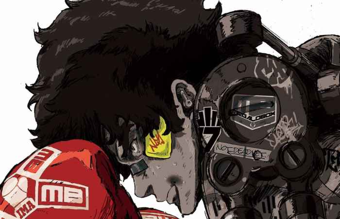 Megalo Box Best Anime of 2018