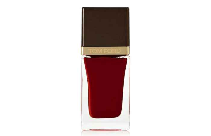 Tom Ford Beauty Nail Polish in Bordeux Lust