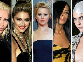 Celebrities Hair Moments Through The Year