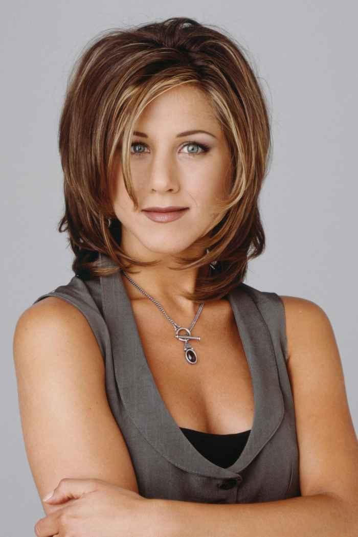 "Jennifer Aniston ""The Rachel"" Cut"