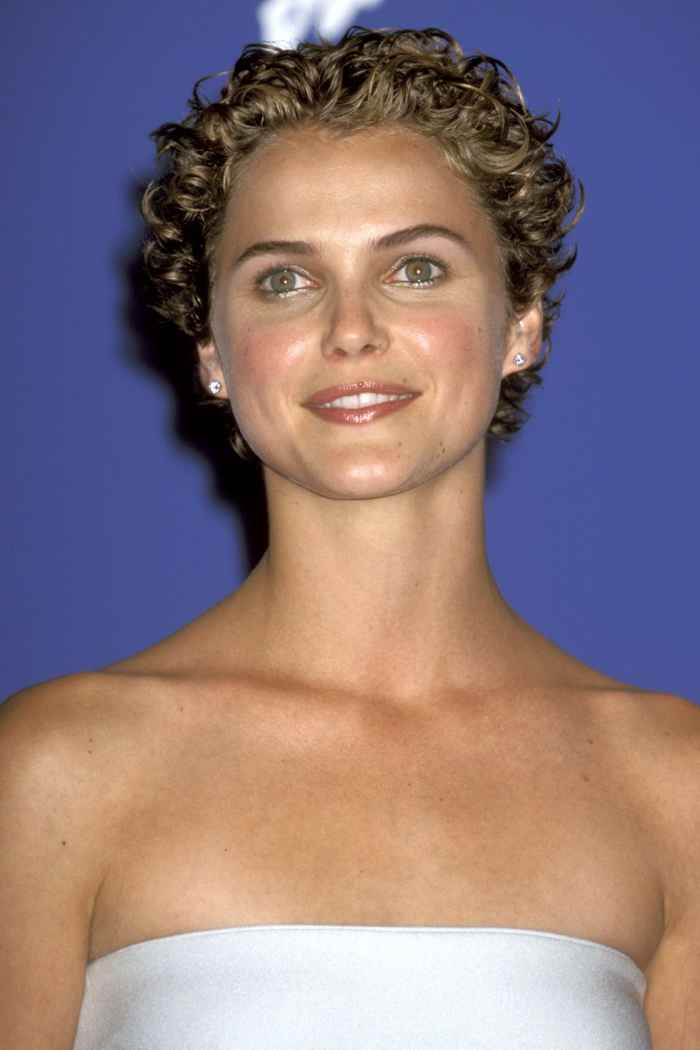 Keri Russell Chopped Her Hair