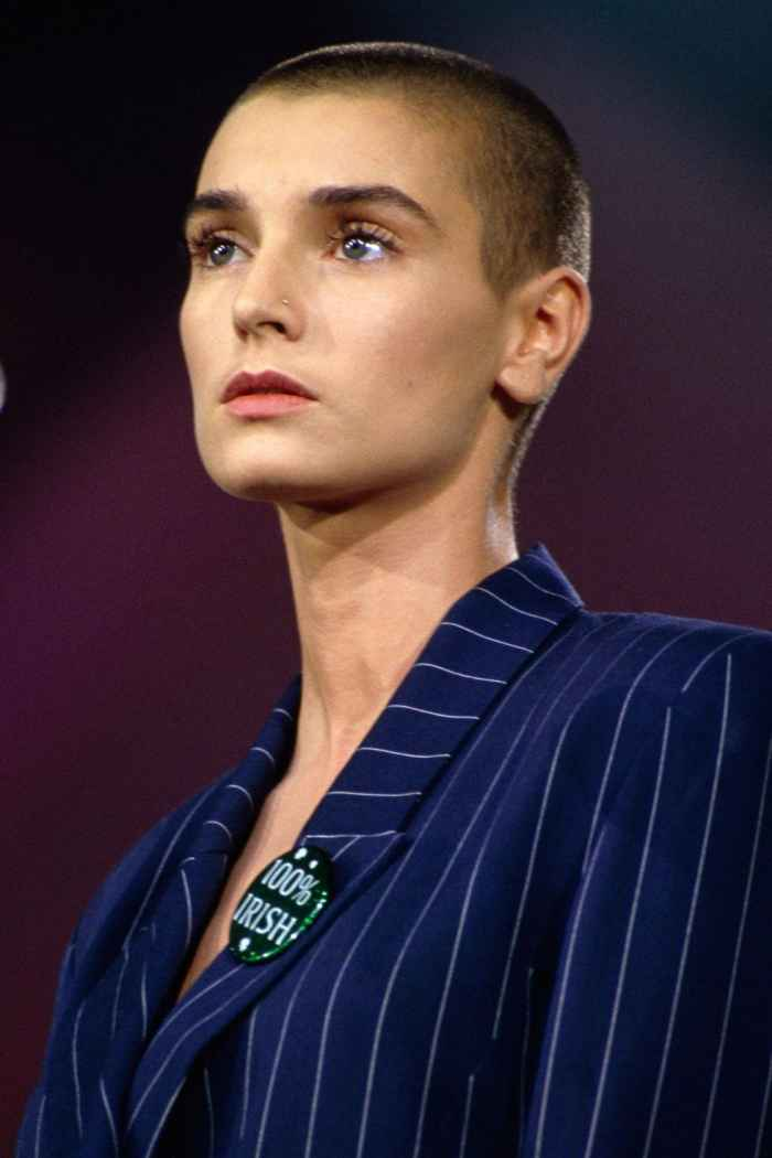 Sinead O'Connor Look Prettier