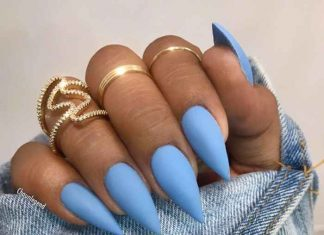 Stiletto Nails Guide to Nail Shape