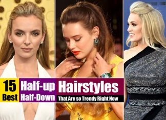15 Best Hairstyles That Are so Trendy Right Now