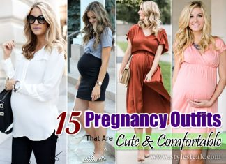 Best 15 Pregnancy Outfits That Are Cute and Comfortable